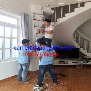 lắp camera quan sát tại resort, khách sạn, căn hộ