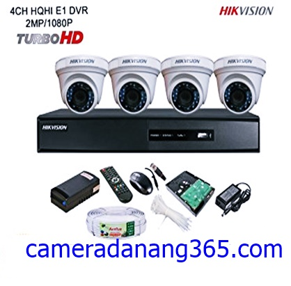 Lắp đặt camera quan sát Quảng Nam