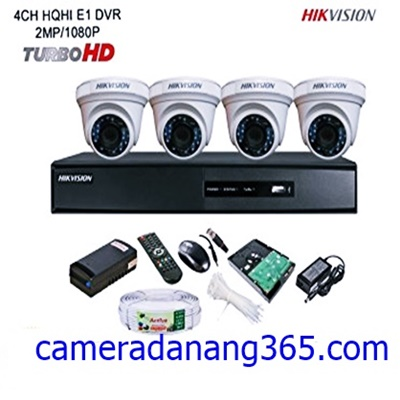 Lắp đặt camera quan sát tại Đà Nẵng