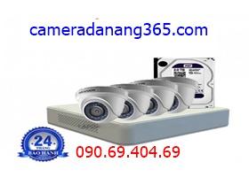 Trọn Bộ camera quan sát Hikvision DS-2CE56COT-IRP