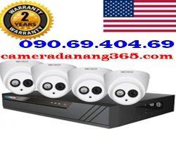Trọn Bộ Camera KBVISION KX-2004C4 Hình Ảnh Full HD KX-2004C4
