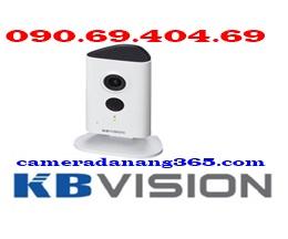KBVISION – Camera IP không dây trong nhà KX-H13WN: Chuẩn HD960 (1.3 Mp), GIÁ GỐC