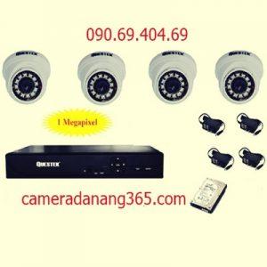 camera quan sát questek giá rẻ hình ảnh HD