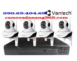 Trọn bộ camera ip không dây chất lượng cao – Chuẩn HD960 (1.3 Megapixel), GIÁ GỐC