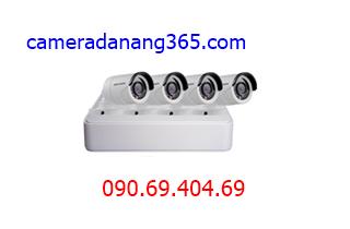 Trọn Bộ camera ngoài trời Hikvision DS-2CE16COT-IR