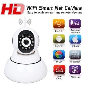 Camera giám sát mang lại những ích lợi to lớn cho bạn