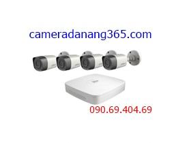trọn bộ camera ngoài trời Kbvision KX-1001S4