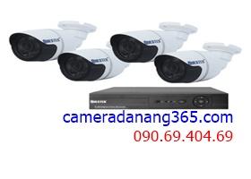 Trọn Bộ camera ngoài trời Questek QTX-2121AHD