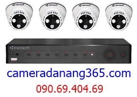 Trọn Bộ camera Vantech VP-112AHDM
