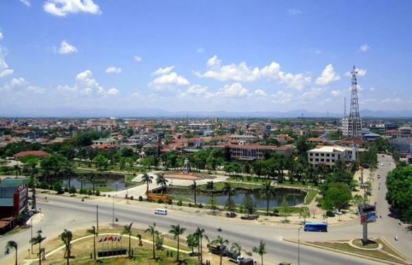 Lắp đặt camera quan sát thị xã Quảng Trị