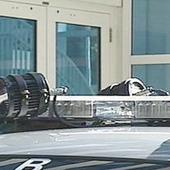 Camera hồng ngoại phát hiện tội phạm ăn trộm xe