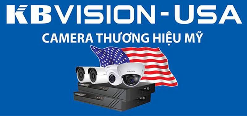 Lắp đặt camera quan sát KBVISION