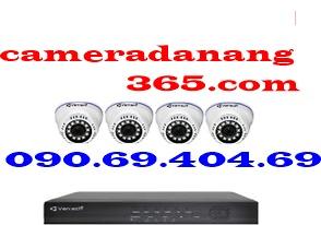 Trọn Bộ camera Questek QTX-4161AHD